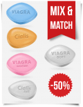 Mix and Match Pack of ED Pills