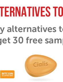 Alternatives to Cialis