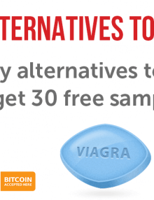 Alternatives to Viagra