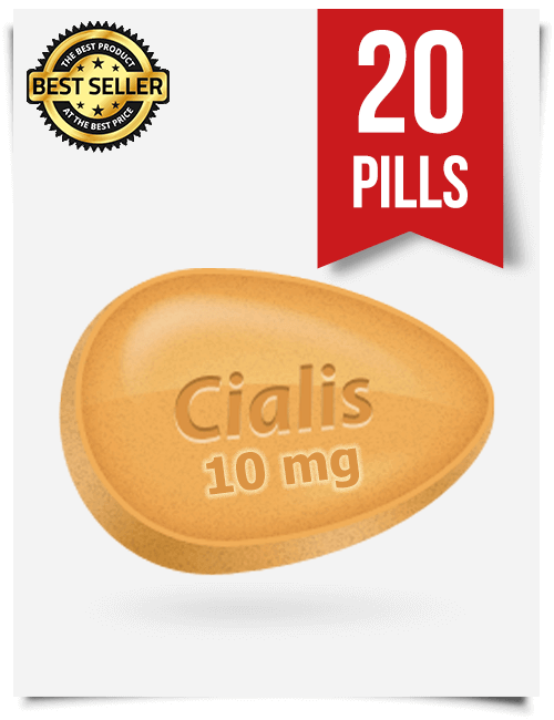 Cialis 10 mg Online 20 Tablets