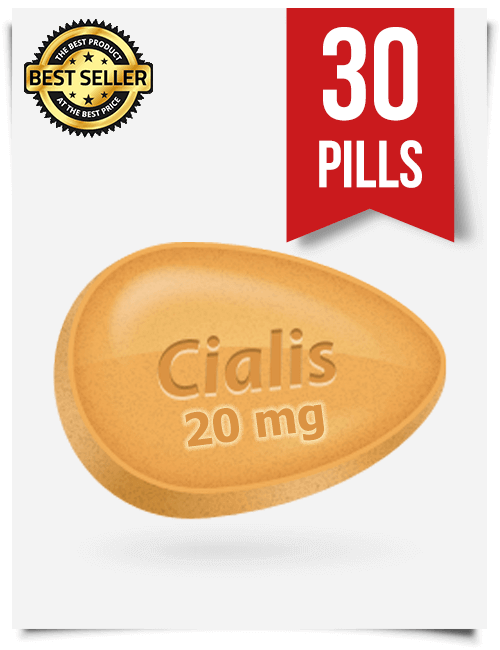 Buy Cialis Online 20mg x 30 Tabs