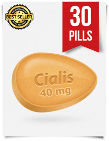 Cialis 40 mg Online 30 Tablets