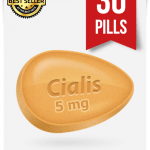 Cialis 5 mg Online x 30 Tablets