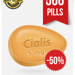 Cialis 5 mg Online x 500 Tablets