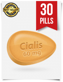 Cialis 60 mg Online 30 Tablets