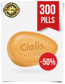 Cialis 60 mg Online 300 Tablets