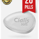 Cialis Soft Online x 20 Tablets