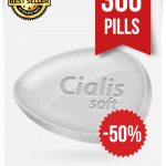 Cialis Soft Online x 300 Tablets