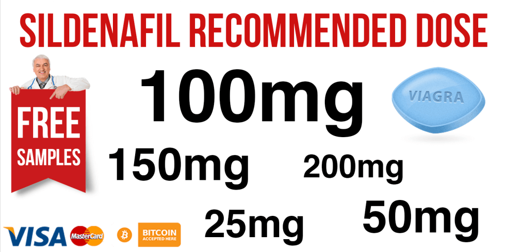 Sildenafil Recommended Dose