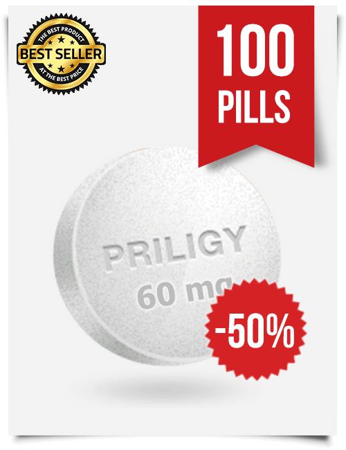 Generic Priligy 60 mg x 100 Tablets