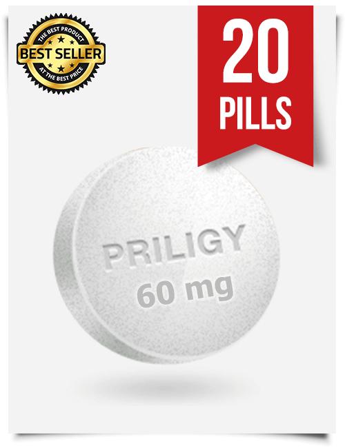 Generic Priligy 60 mg x 20 Tablets