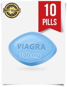 Buy Viagra Online 100 mg x 10 Tabs