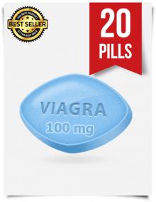 Buy Viagra Online 100 mg x 20 Tabs