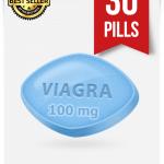 Buy Viagra Online 100 mg x 30 Tabs