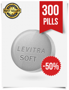 Levitra Soft x 300 Tablets