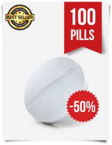 Modafinil 200 mg x 100 Tablets
