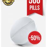 Modafinil 200 mg x 500 Tablets