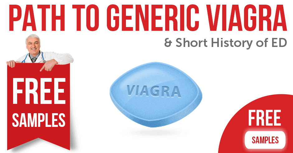 A Short History of ED & the Path to Viagra