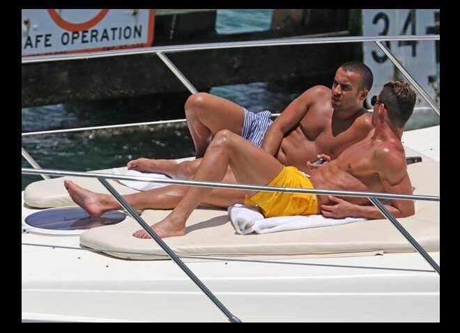 Cristiano Ronaldo Gay Relationship Sex Boyfriend