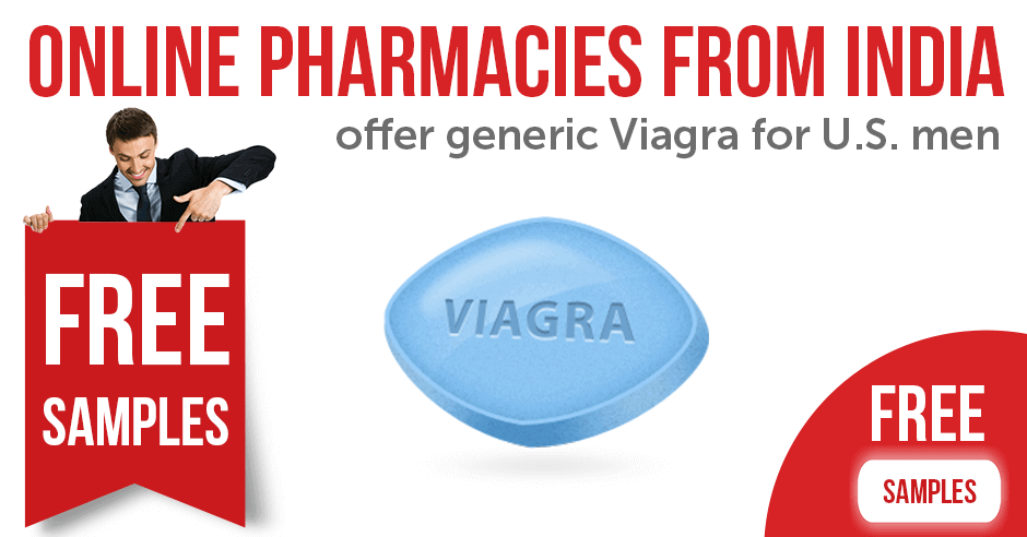 Online Pharmacies from India Offer Generic Viagra for US Men