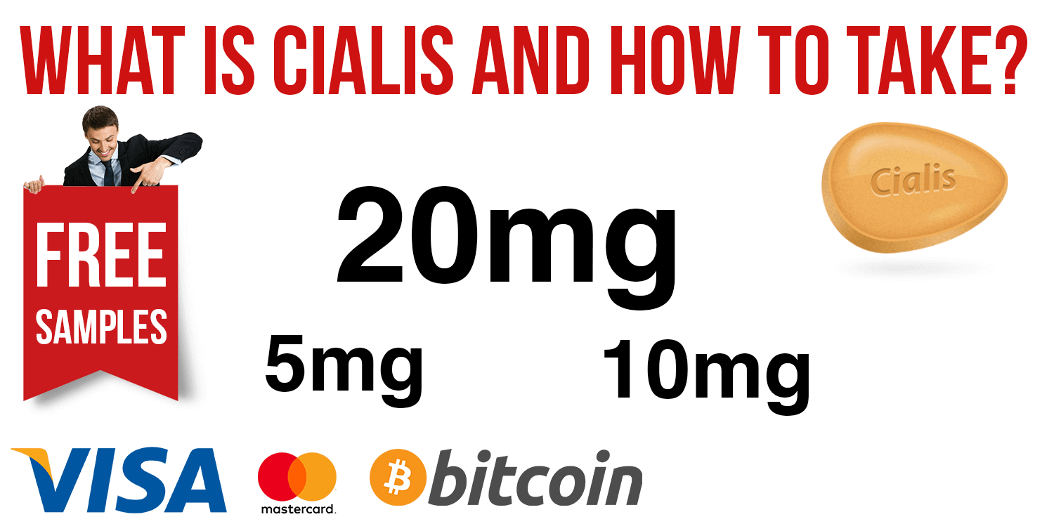 What Is Cialis and How to Take?