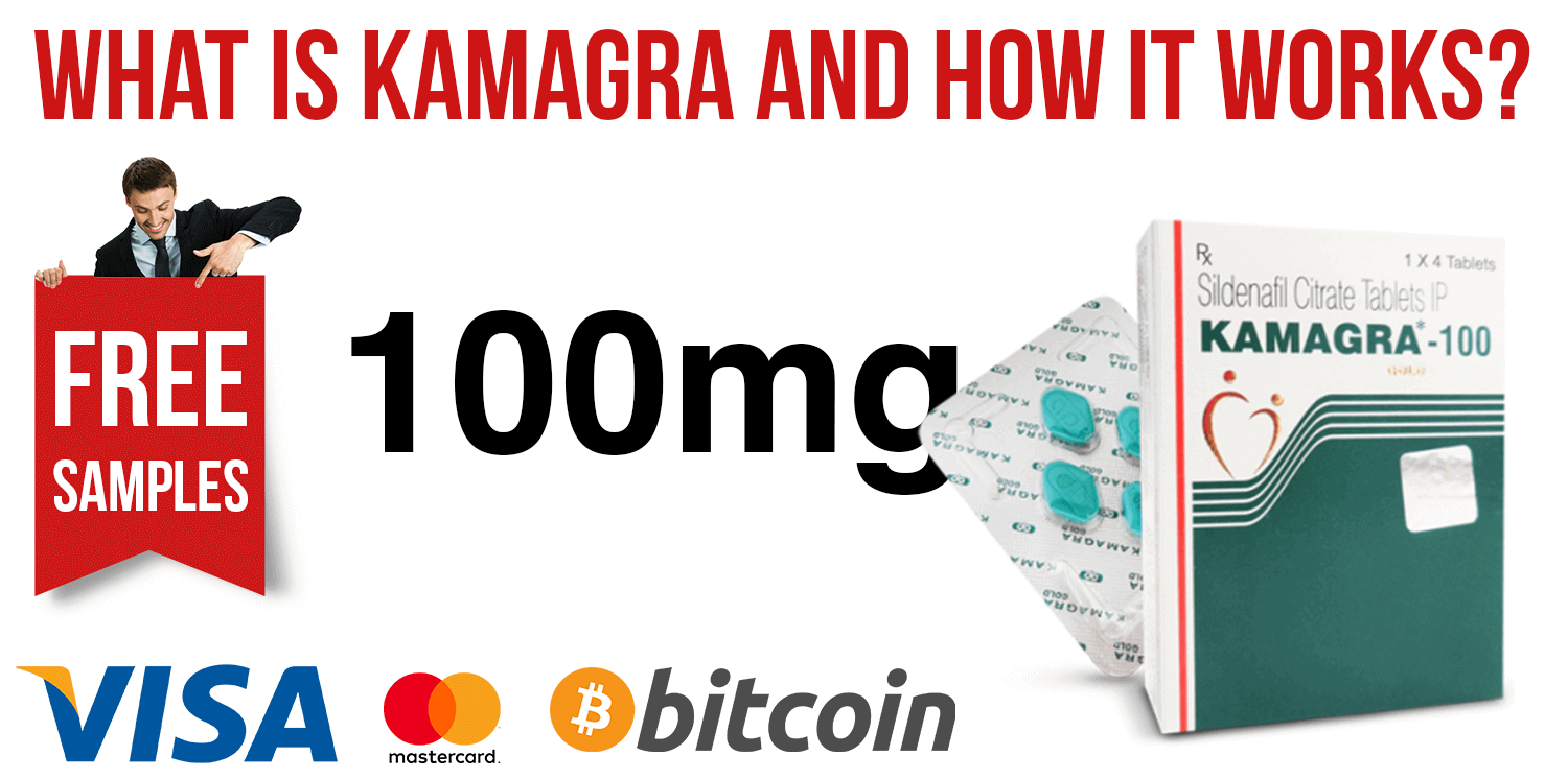 Kamagra Definition and Mechanism of Action