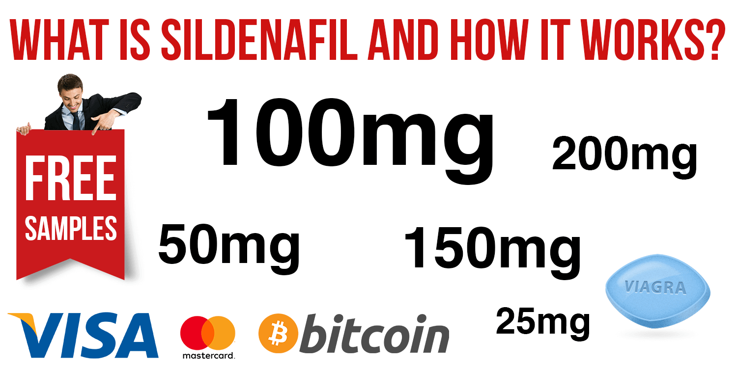 What Is Sildenafil and How It Works