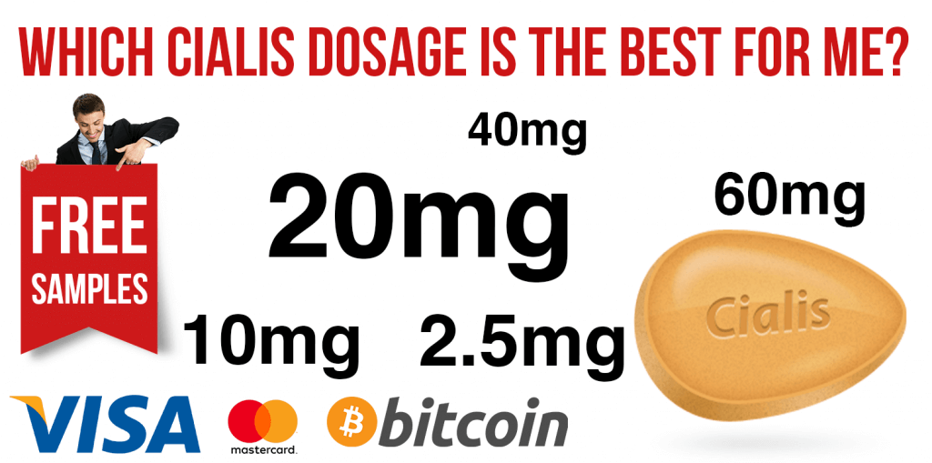 Which Cialis Dosage Is Best for Me