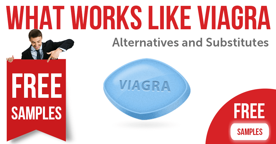 What Works Like Viagra: Alternatives and Substitutes