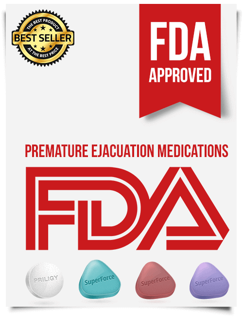 Premature Ejaculation FDA Approved Pills
