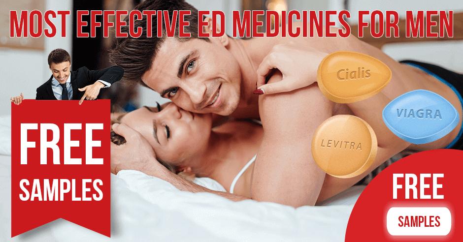 Most Effective ED Medicines for Men