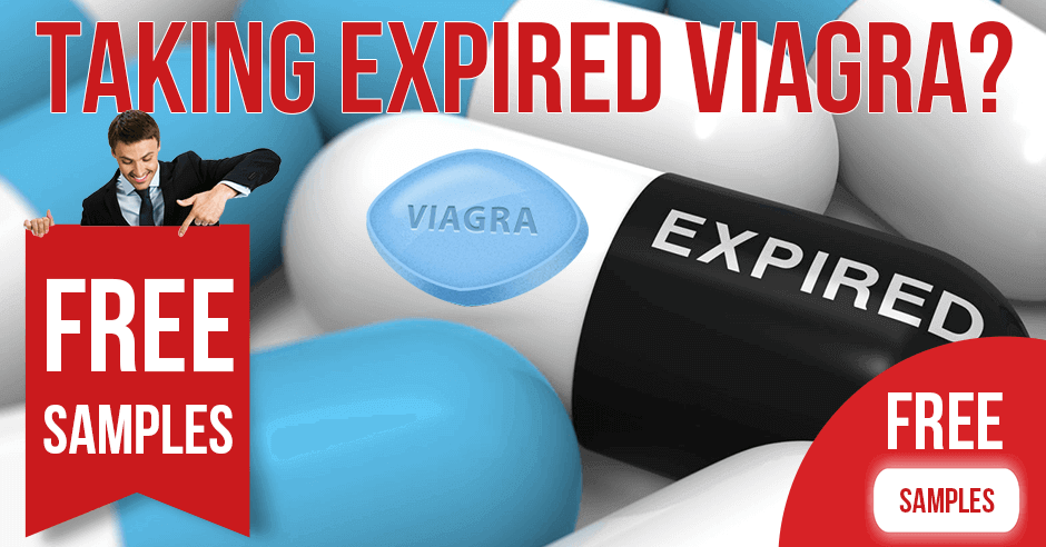 Does it worth to take expired Viagra