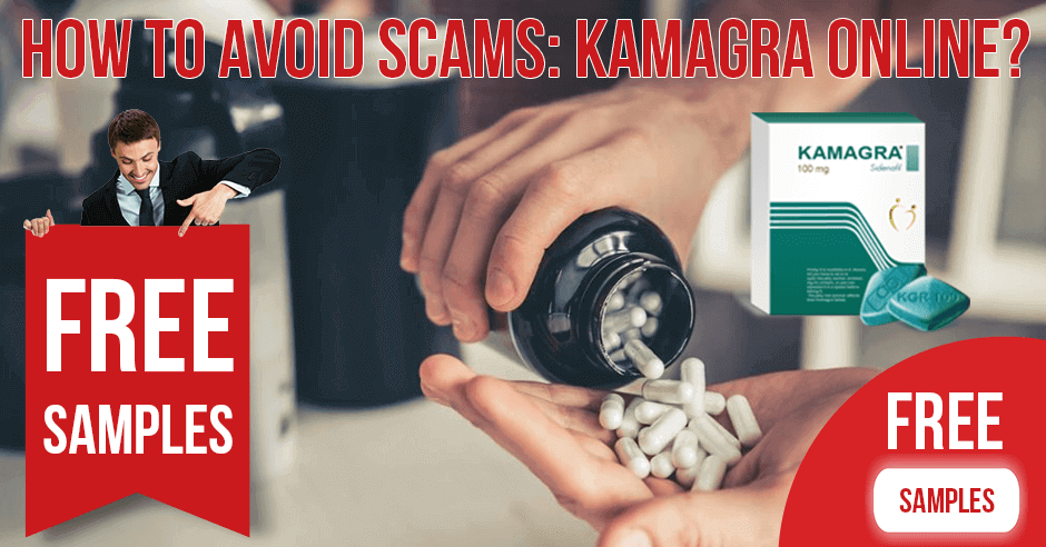 How to avoid scams while buying Kamagra online