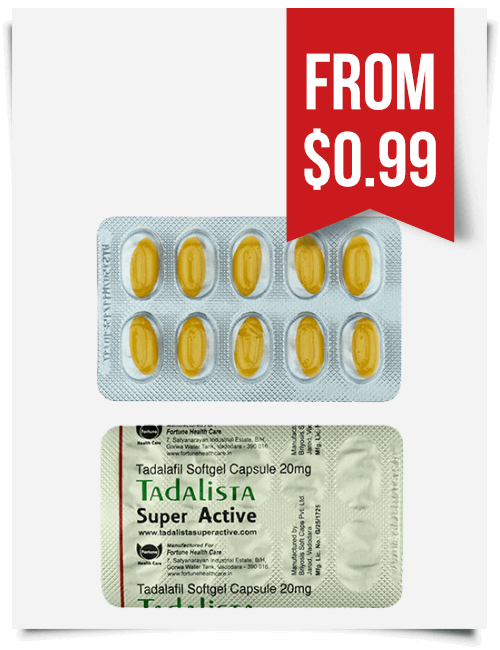 Cialis Super Active 20 mg