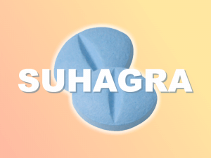 Suhagra pills