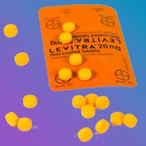 Levitra 20 mg medication